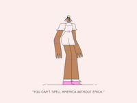 Stranger Things, Erica