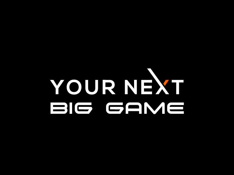 BIG GAME creative professional game branding logotypes logos logo design branding logo designer in nepal logotype design logo design logotype designer brand designer logo designer