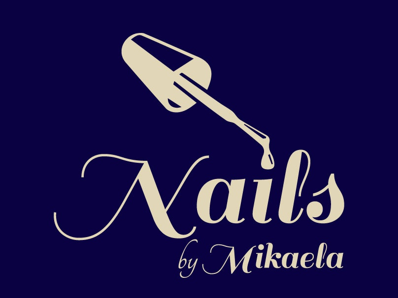 Nails Fashion design brand identity branding design beauty salon beauty logo fashion fashion design icon minimal branding