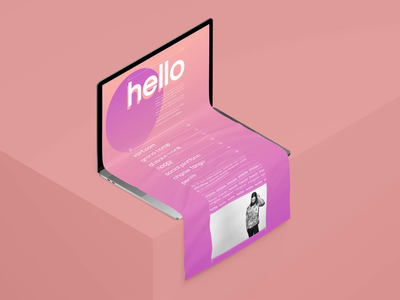 Jens Nielsen - Folio 2020 swiss design swiss poster swiss style single pager singlepage portfolio website portfolio site portfolio one pager onepager one page minimalistic minimalist