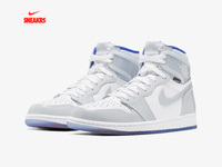 Nike Sneakers Product Page - Animated