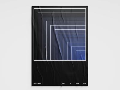 Charlie Tango Poster Series - Squares brand identity identity posters print design print poster design poster brand design branding brand