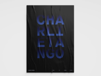 Charlie Tango Poster Series - Type poster art poster design poster print design print identity brand identity brand design brand branding