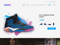 Hoopz productpage full