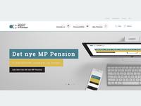 mppension.dk - Navigation