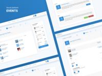 Social Platform - Events