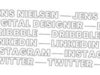 Thinkbear.net - Personal Portfolio