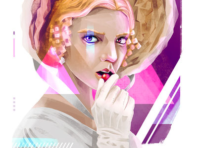 Emma 2020 illustration character emma film art digital movie poster illustration