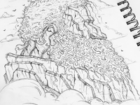 Rock giant (sketch)