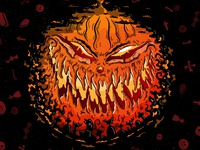 🎃 Halloween illustration
