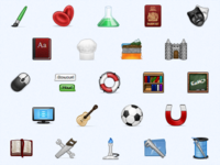 More 40px Icons
