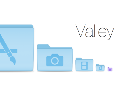 Valley Folders for Yosemite