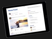 Facebook iOS 10 Style