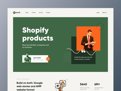 Product Stories landing page besnik creative agency website template landing ux design uidesign app design modern app design besnik uiux design mobile application app concept landing page website builder website concept web ui design product design product landing product website landingpage websites