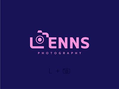 Lenns logo logocreate logotip dailylogo logotype vector logo dailylogochallenge typo illustrator graphic design