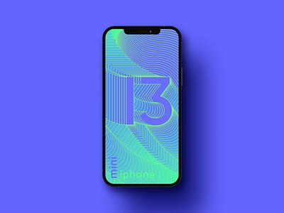 Phone wallpaper typo wallpaper illustration vector illustrator graphic design