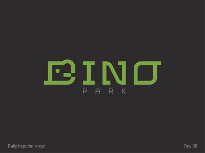 Dino logo logodesign typedesign logotype dailylogo illustration vector logo dailylogochallenge typo illustrator graphic design