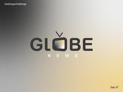 Globe logo procreate logodesign typedesign dailylogo logotype illustration vector logo dailylogochallenge typo illustrator graphic design