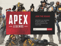 Apex Legends Newsletter