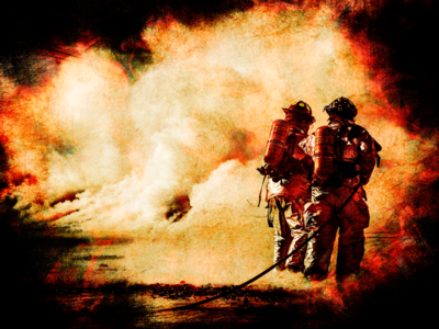 fire fighter composite