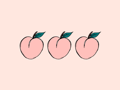 Just peachy.