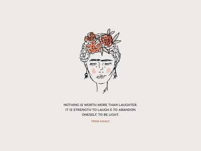 Happy birthday Frida.