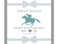 Derby Days 2013- Kappa Kappa Gamma (Zeta Sigma)