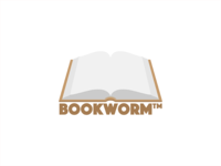 Thirty Logos #14 - BookWorm