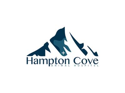 Thirty Logos #19 - Hampton Cove Animal Hospital