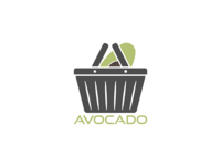 Thirty Logos #24 - Avocado