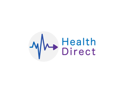 Thirty Logos #27 - Health Direct