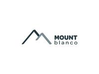 Daily Logo Challenge - #8 - Mount Blanco