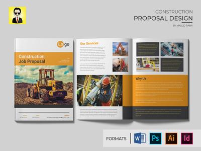Construction Job Proposal