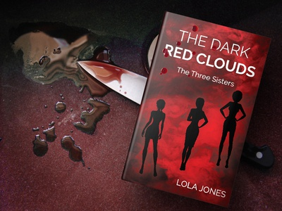THE DARK RED CLOUDS Book Cover