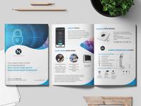 Health Monitoring Brochure