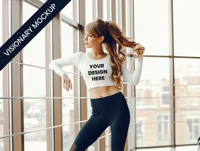 T shirt Mockup (visionary mockup)