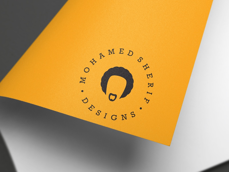Personal Branding by Mohamed Sherif on Dribbble