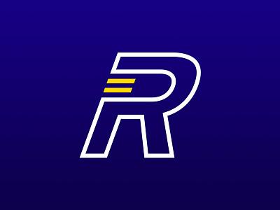 Readata Enterprises printer logo redesign r monogram minimal re mark r and e r r mark graphic design logo logo design identity designer logo branding brand and identity