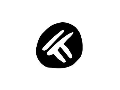 Katsa k logo k monogram organic canvas ecofriendly k k mark eco logo design identity graphic design logo designer logo branding brand and identity