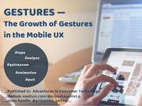 Gesture Blog Banner