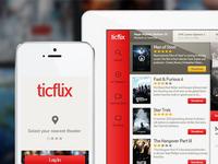ticflix Mobile Application