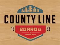 County Line Boardo Bello