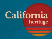 California Heritage