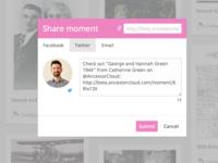 AncestorCloud Share Modal