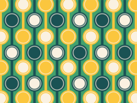 Free Retro Vector Pattern