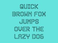 Bitless Font