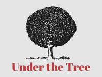 "Free Hand-Drawn ""Scribble Tree"" Vector Illustration"