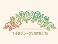 1800 Rose Bud