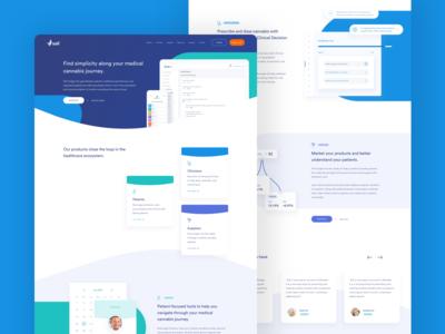 Sail - Homepage