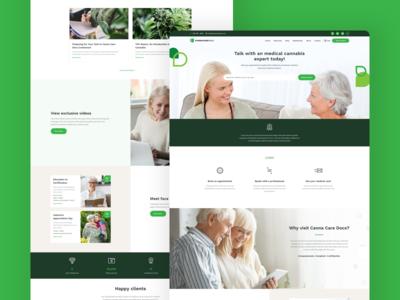 Canna Care Docs - Homepage